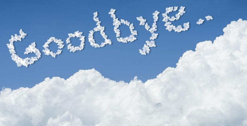 6 redenen om de cloud te verlaten
