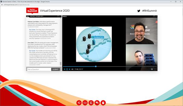 Red Hat Summit 2020 Online